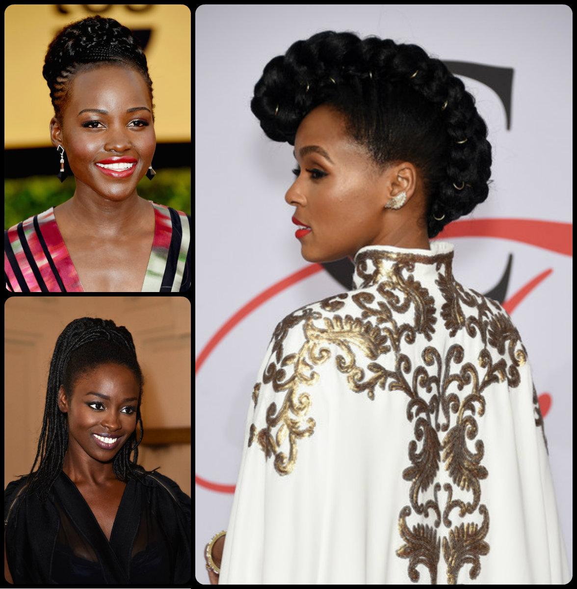 Miraculous Black Women Braided Updos 2015 Summer Hairstyles 2016 Hair Hairstyles For Women Draintrainus