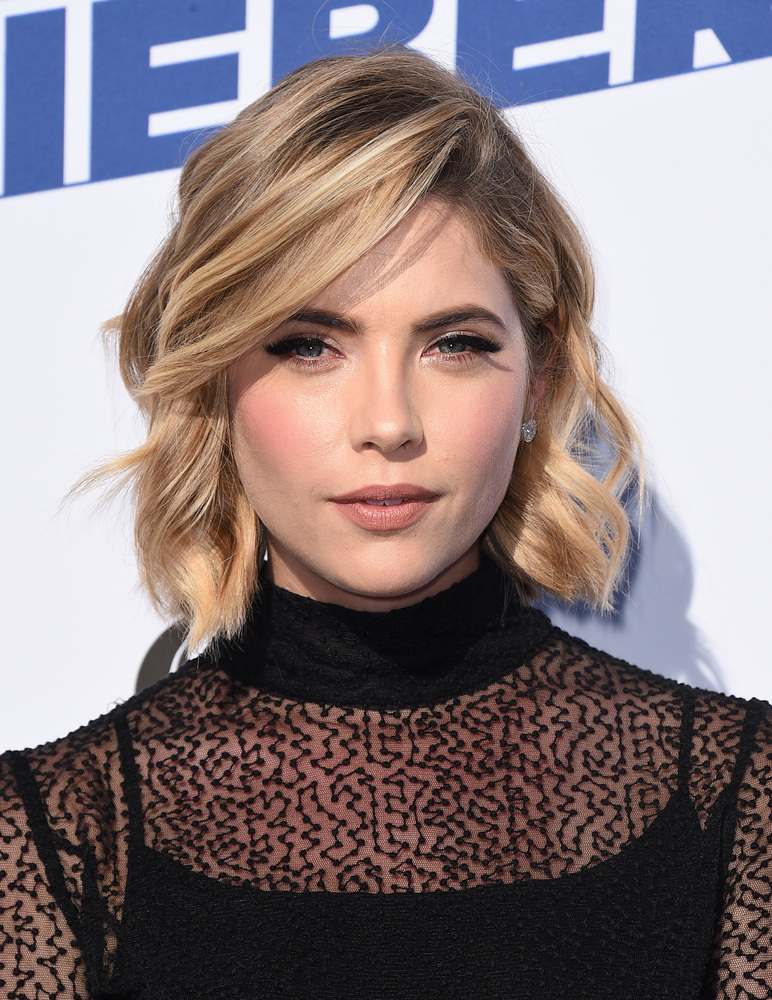 stars prefer short hairstyles for summer fall 2015