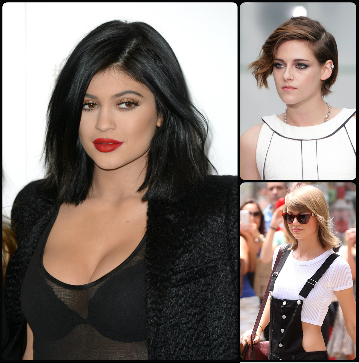 Stars Prefer Short Hairstyles For Summerfall 2015 Popular Hairstyle