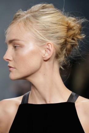 hair trends for fall 2015 at Vera Wang