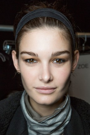hair trends for fall 2015 at Richard Chai Love