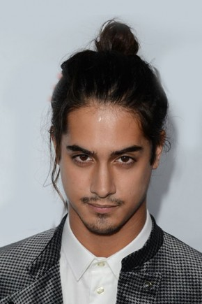 sexy mens hairstyles top knots 2015