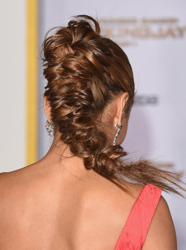 Watch Easy Half Fishtail Braid, Braided Hairstyles Trends video