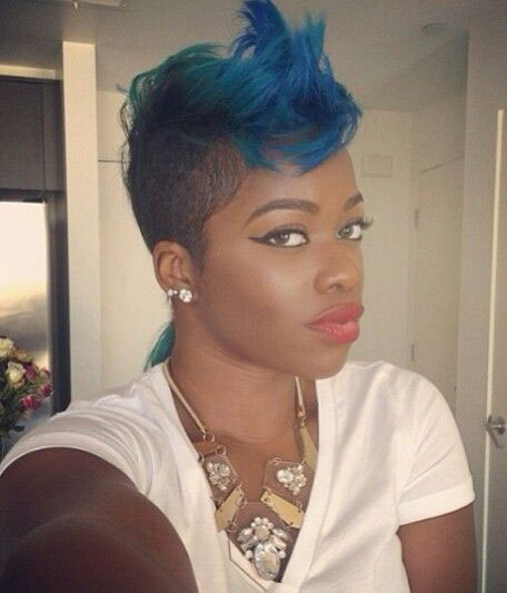 Awe Inspiring Braided Mohawk Hairstyles With Shaved Sides Braids Short Hairstyles For Black Women Fulllsitofus