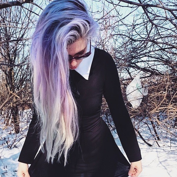 Crazy Pastel Hair Colors 2015 Summer | Hairstyles 2016, Hair Colors ...