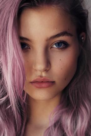 Violet pastel hair colros 2015 Summer