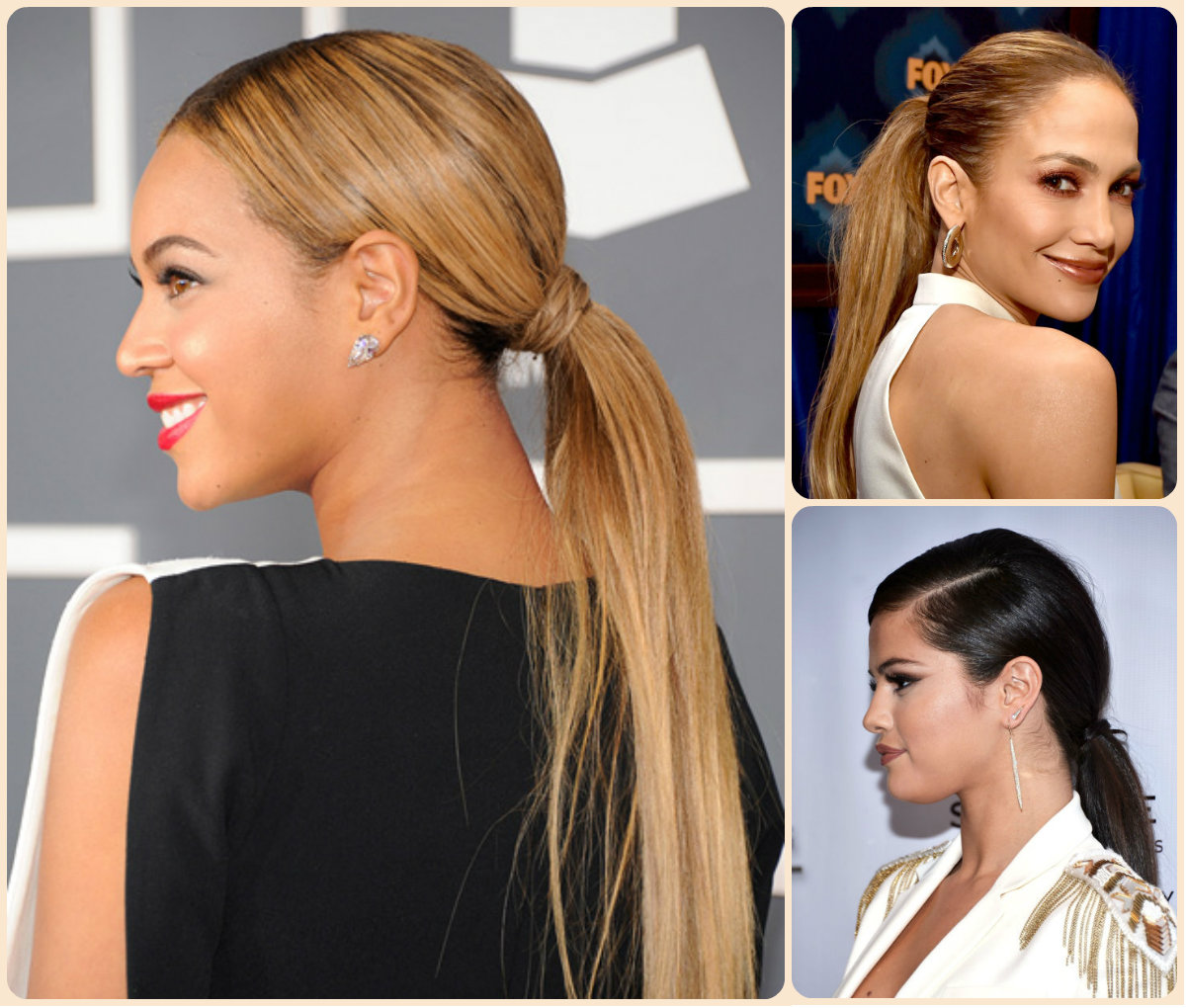 Sleek Straight Summer Ponytails 2015 Hairstyles 2017 Hair