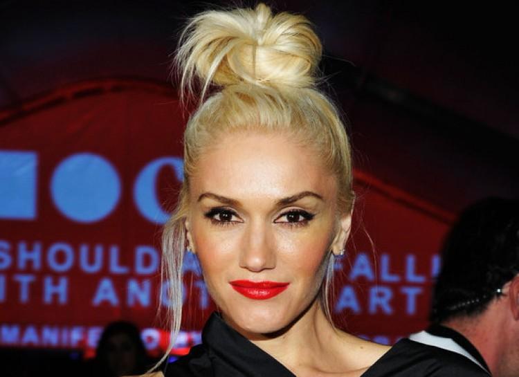top knots 2015 Gwen Stefani