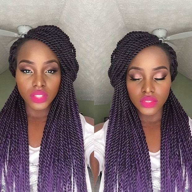 twist hairstyles for black women 2015 4