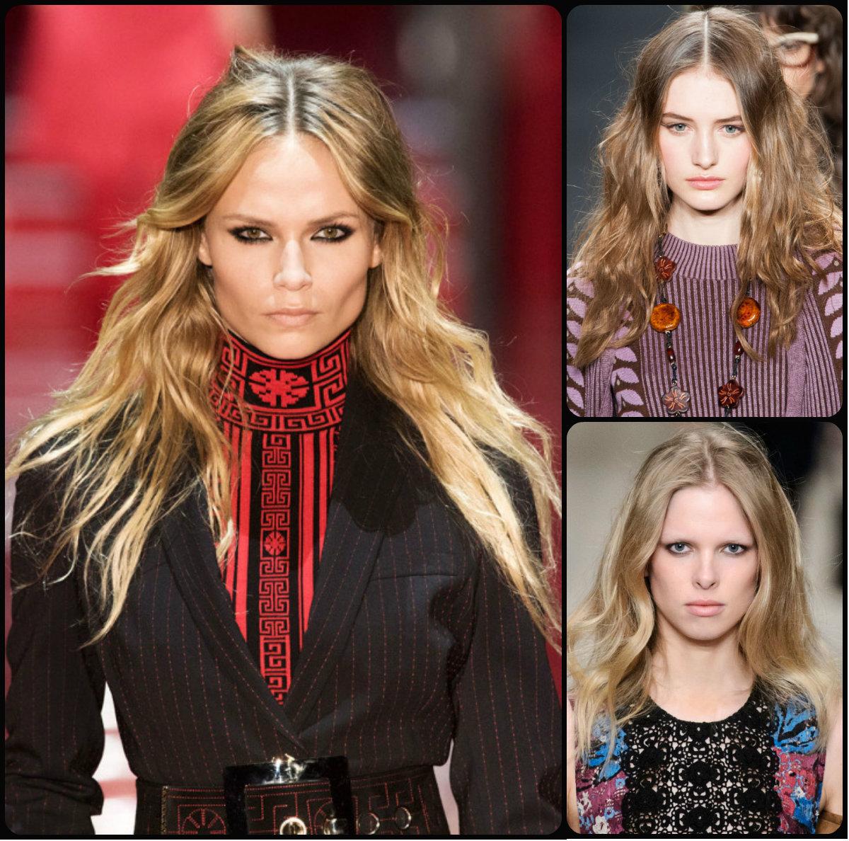 wavy hairstyles 2015 fall