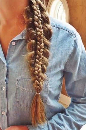 Creative Side French Braids Hairstyles