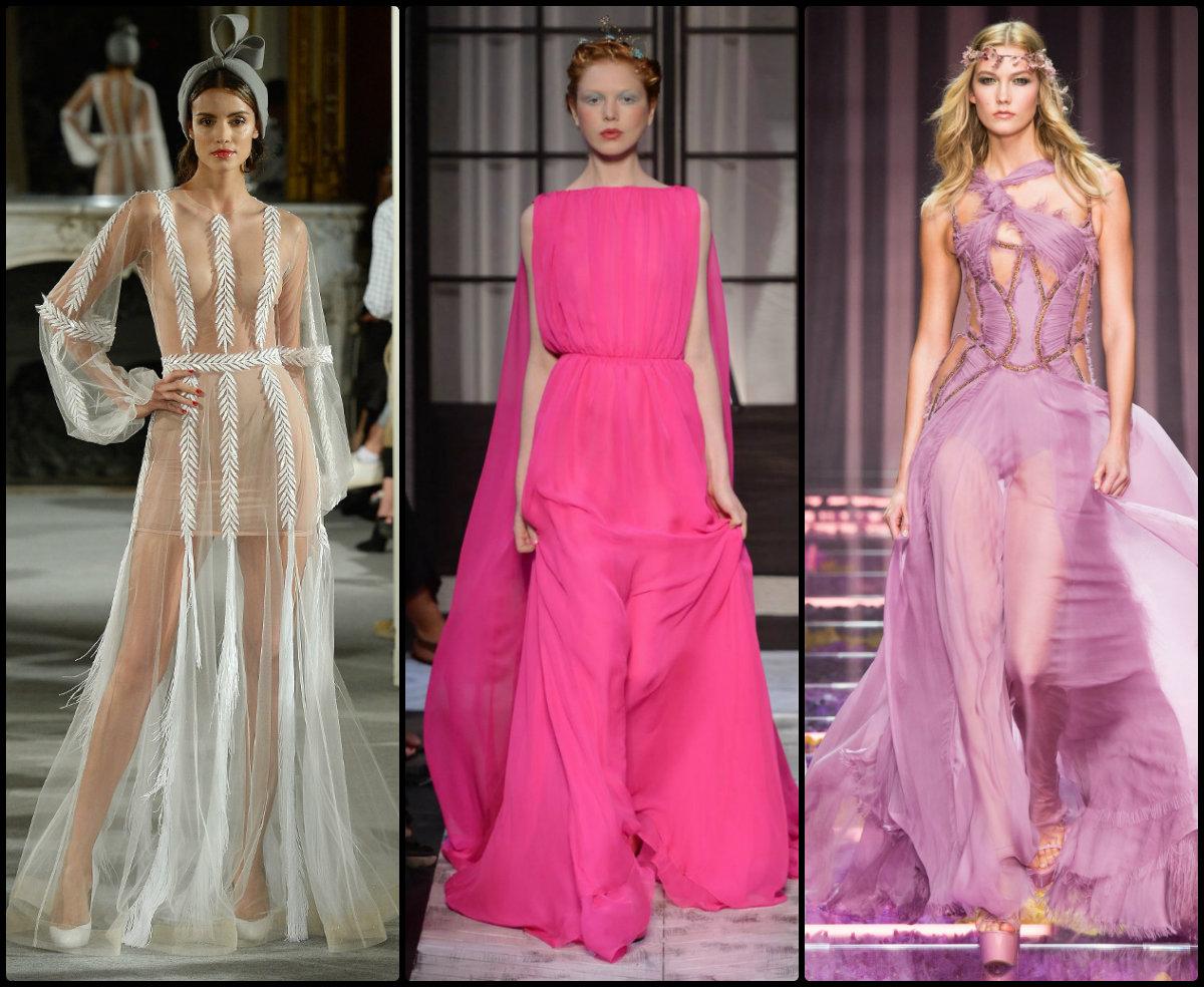 Paris Haute Couture Hairstyles FW15