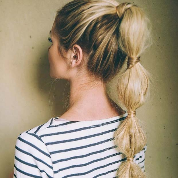 Everyday Ponytail Hairstyles 2015 Fall Hairstyles 2017