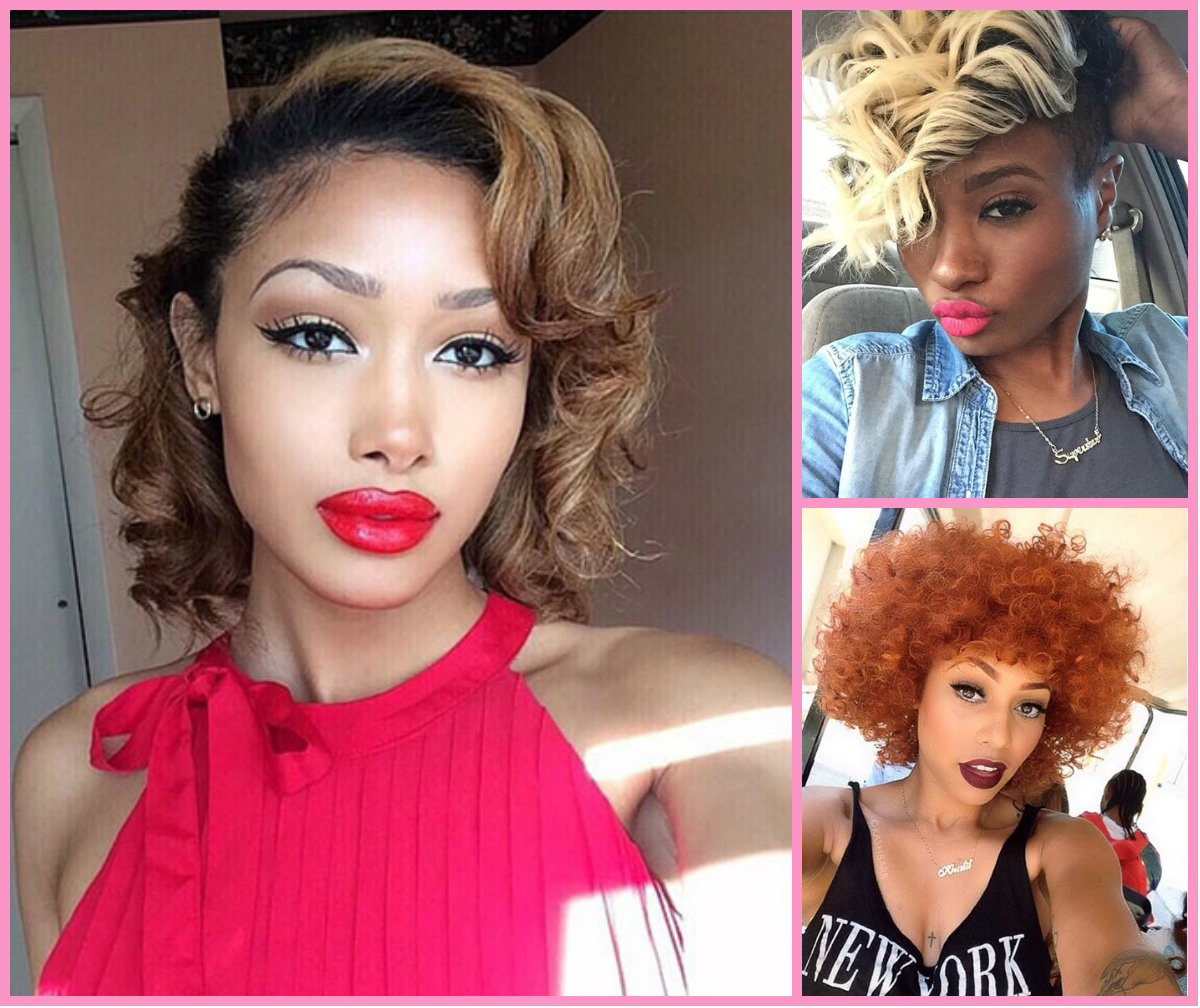 Tremendous Natural Hairstyles For Black Women Archives Page 6 Of 12 Hairstyles For Women Draintrainus