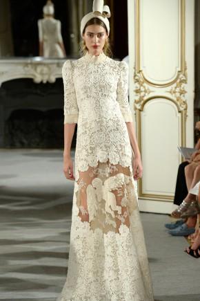 Yanina Couture wedding hairstyles 2015 Fall Winter