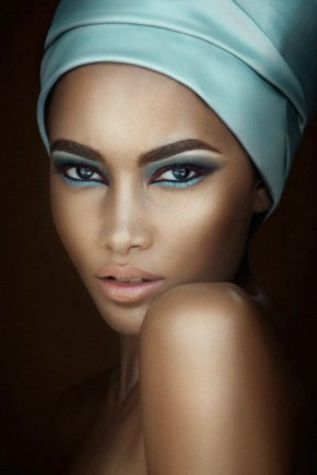 Sensual african head wrap hairstyles 2015