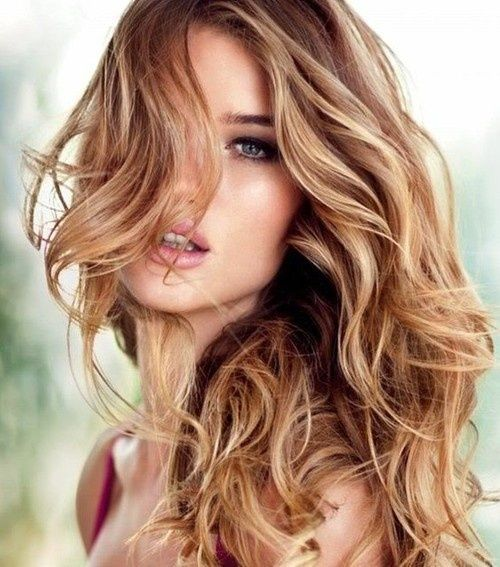 Messy Sombre hairstyles 2016