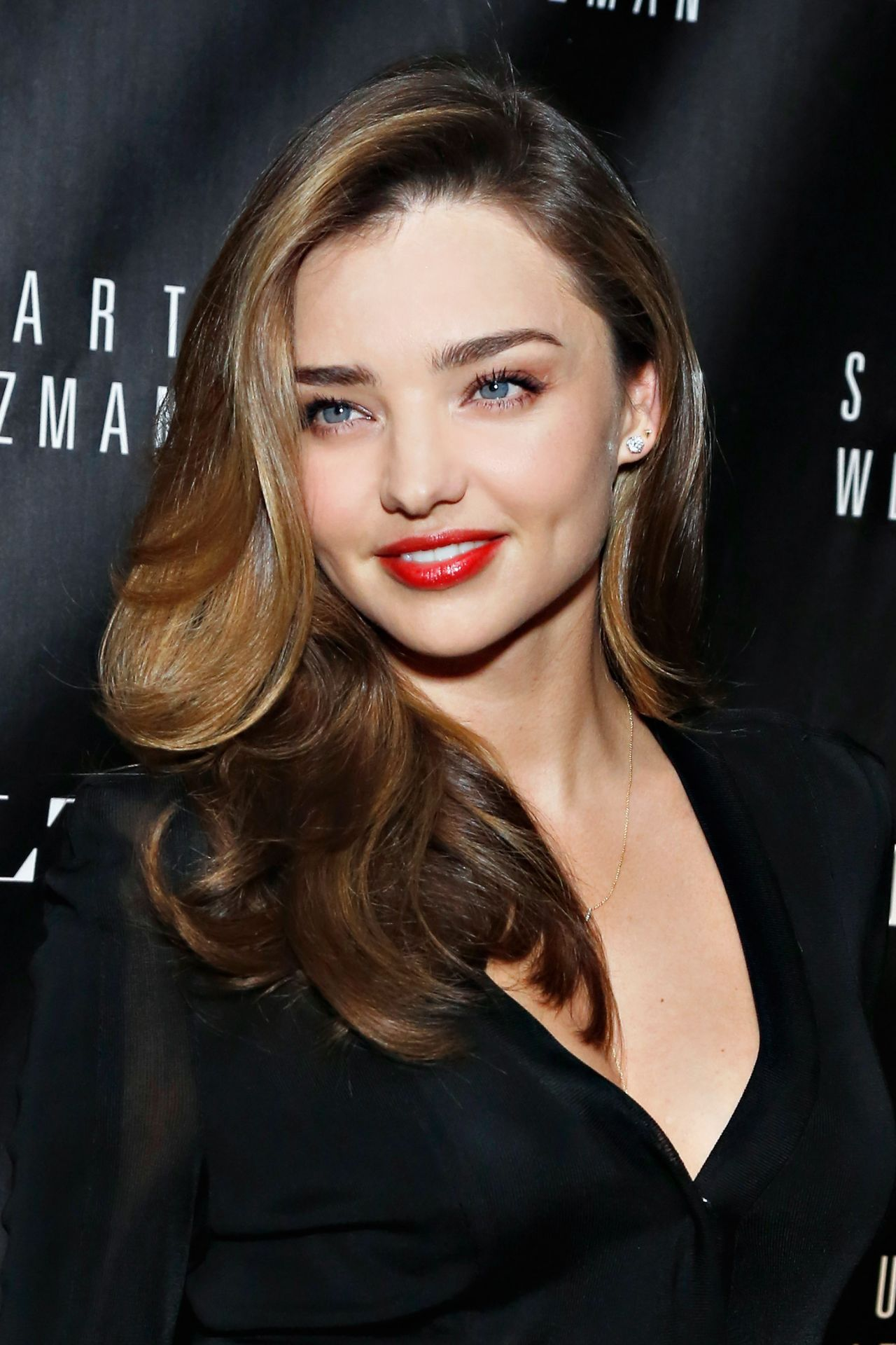 Miranda Kerr Sombre hair colors 2016