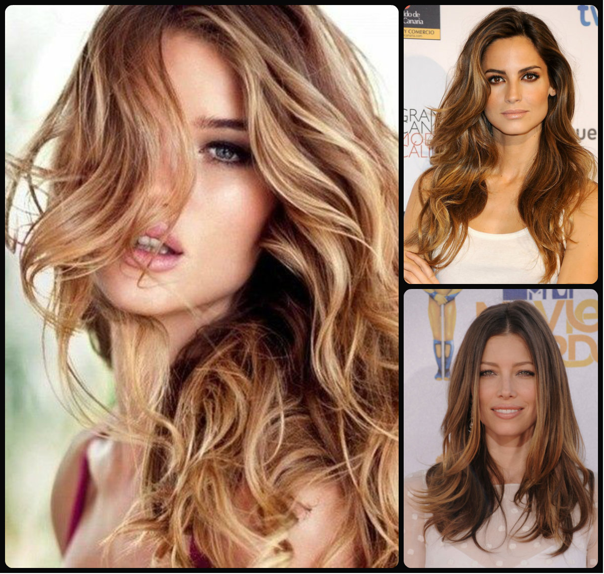 New Start with Sombre Hair Colors 2016  Hairstyles 2017