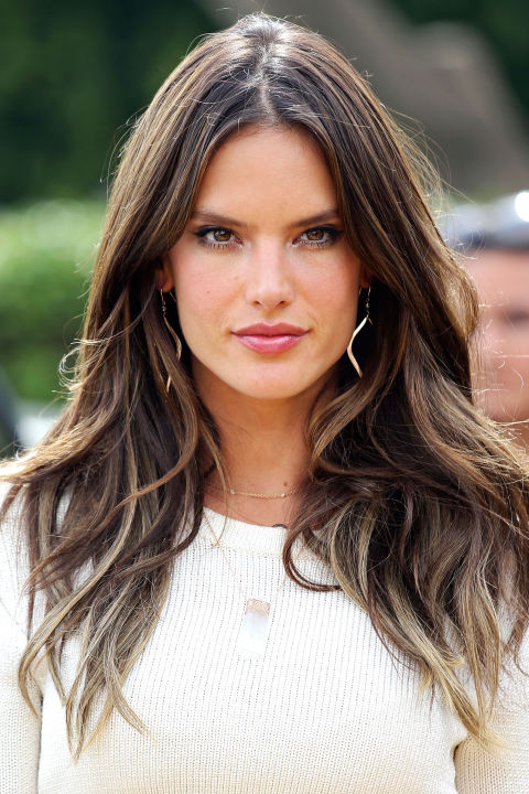 Celebrity Sensual Long Hairstyles | Hairstyles 2017, Hair Colors and ...
