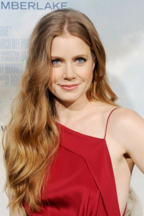 Amy Adams Long Hairstyles 2016