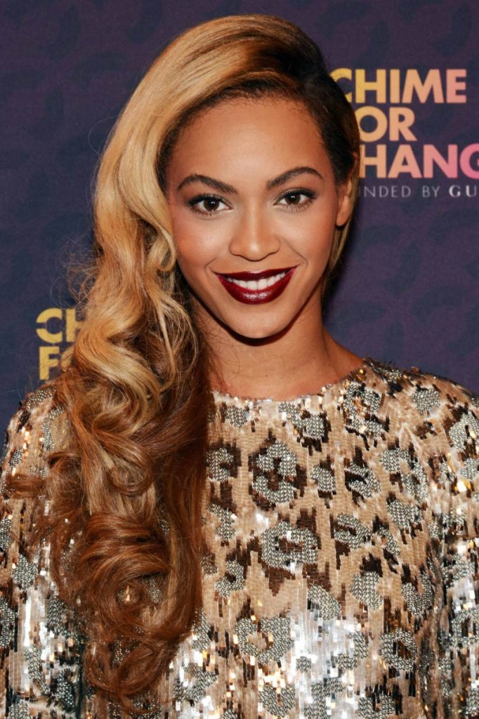 Beyonce Long Hairstyles 2016