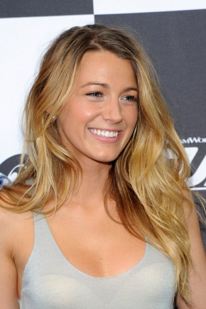 Blake Lively Long Hairstyles 2016