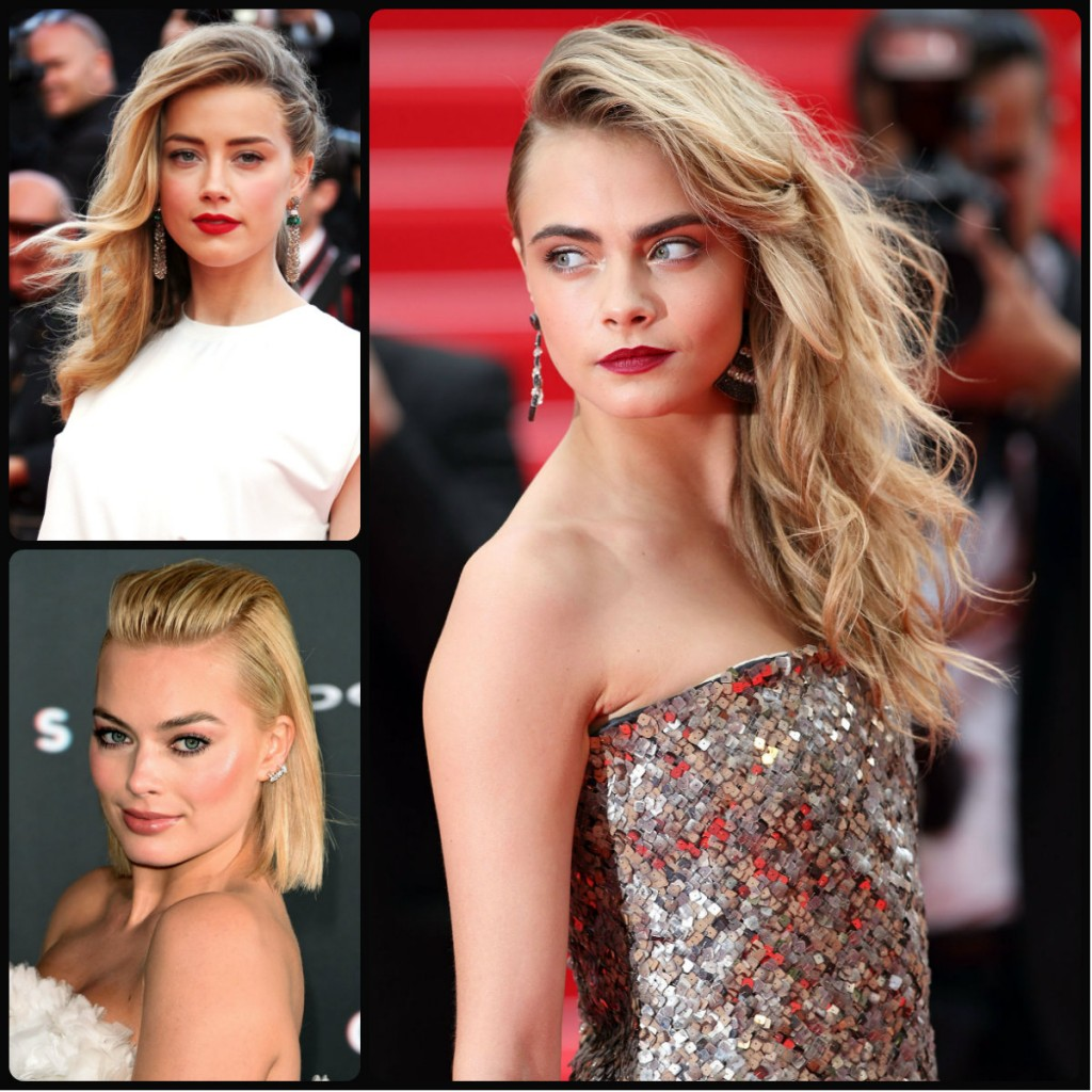 Celebrity Blonde Hair Colors for 2016