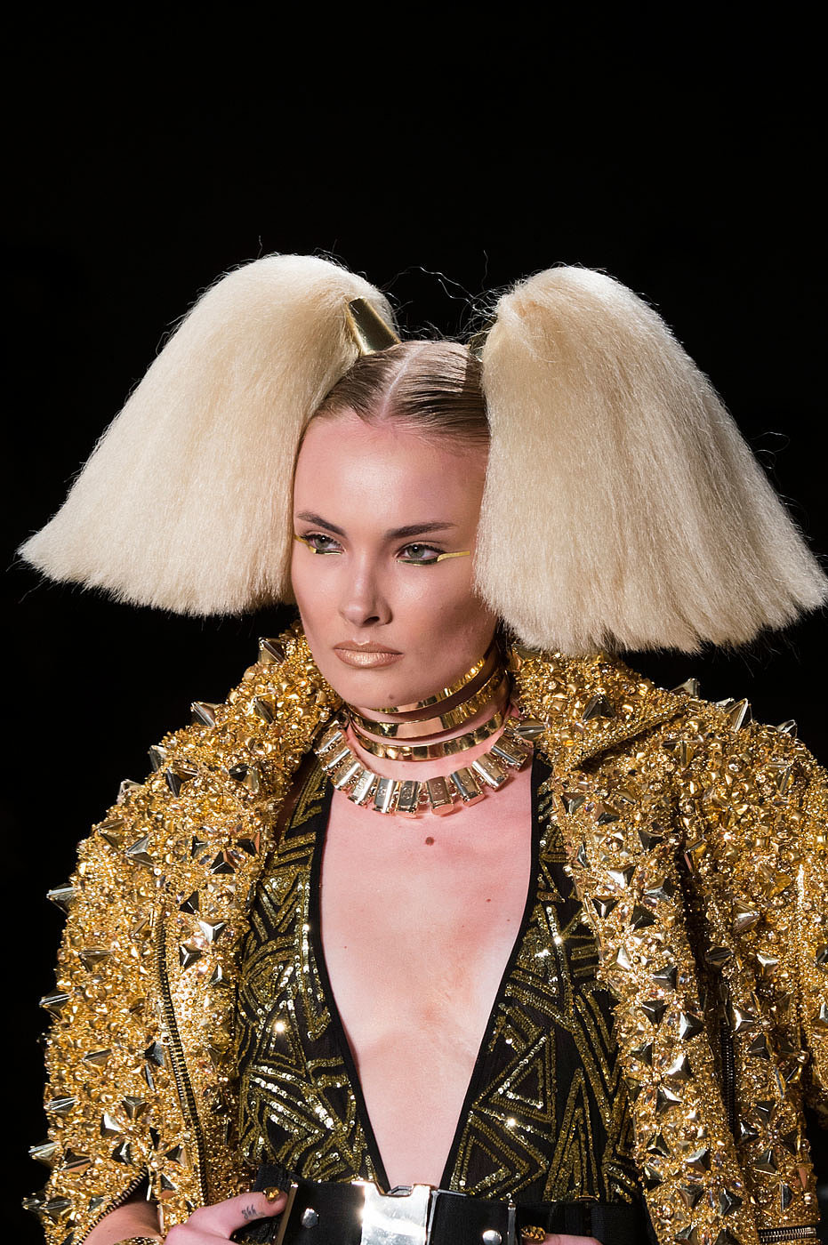 Blonds Spring-Summer 2016 Hairstyles