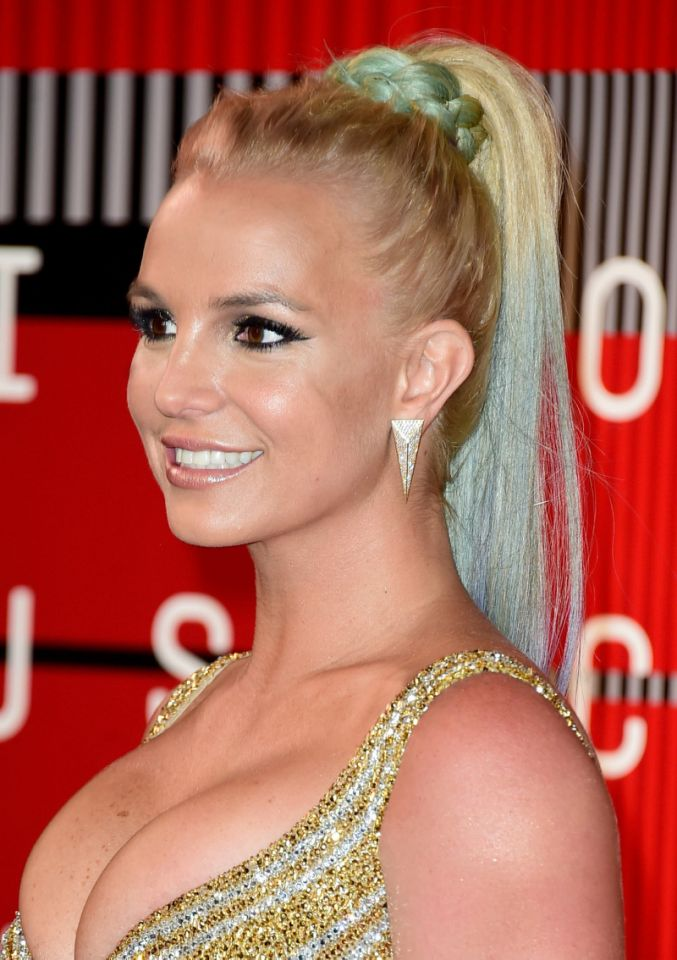 Best Celebrity Hairstyles From Vmas 2015 Hairstyles 2017