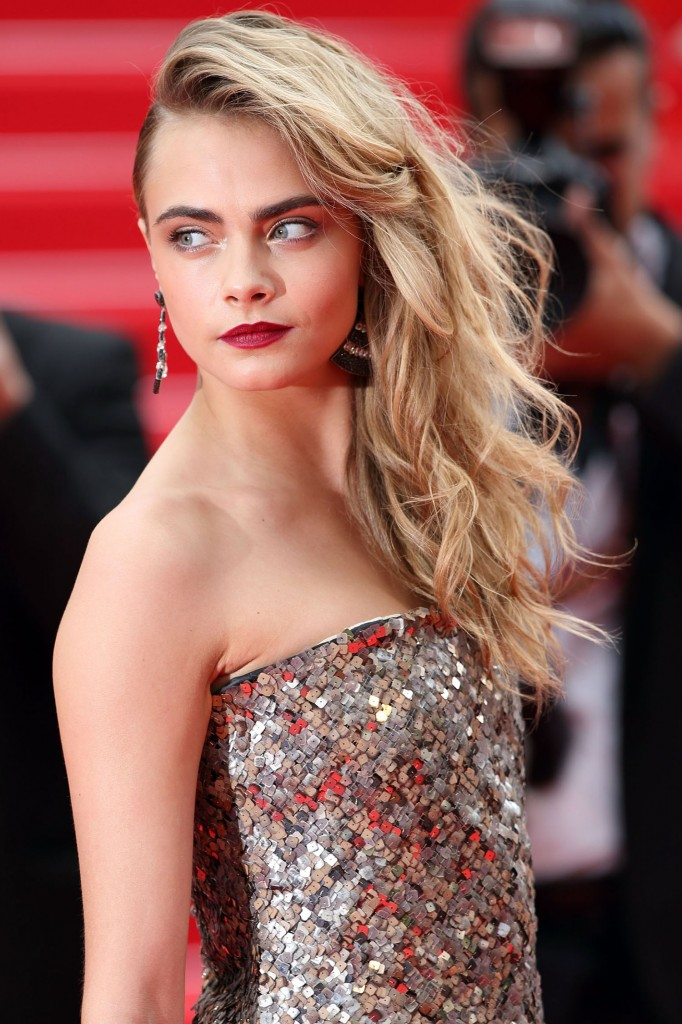 Cara Delevingne Blonde Hair Colors for 2016