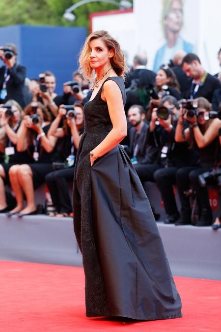 Clotilde Couro Venice Film Festival 2015 Hairstyles
