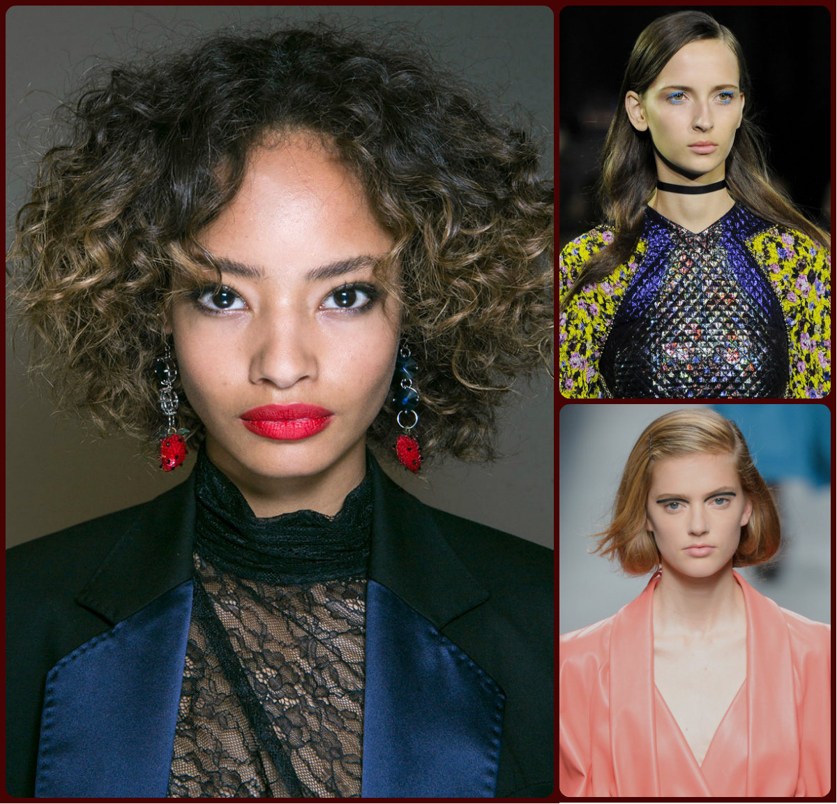 Fashion Weeks Cold Winter Hairstyles 2016