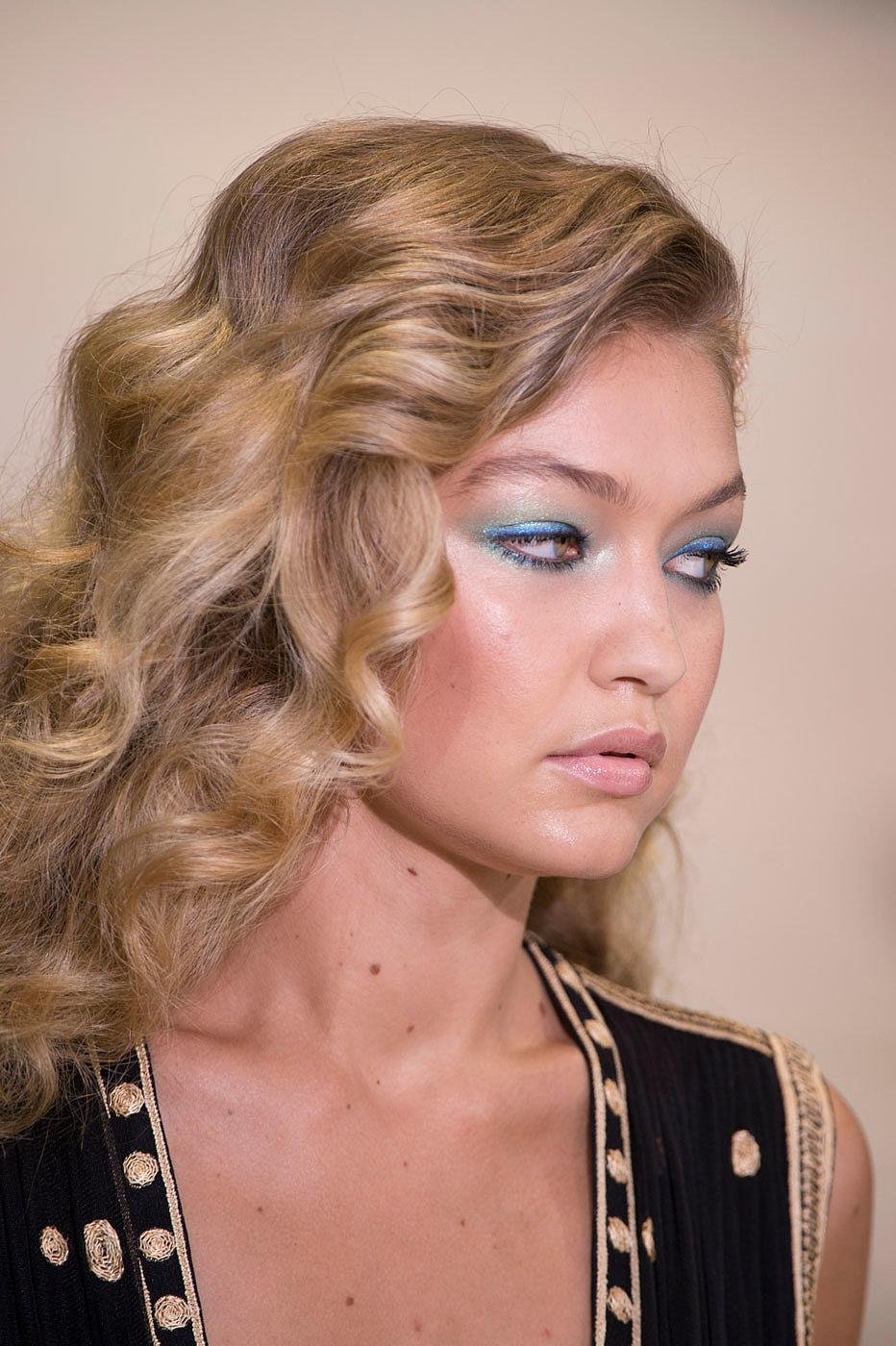 Diane-von-Furstenberg Spring-Summer 2016 Hairstyles