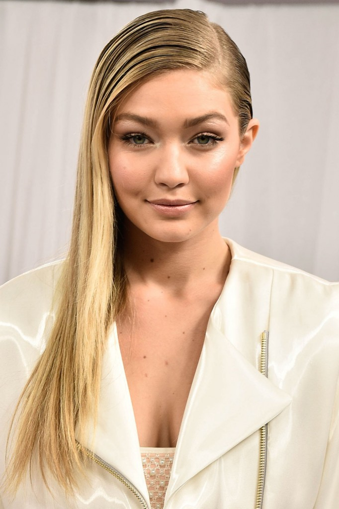 Gigi Hadid Blonde Hair Colors for 2016