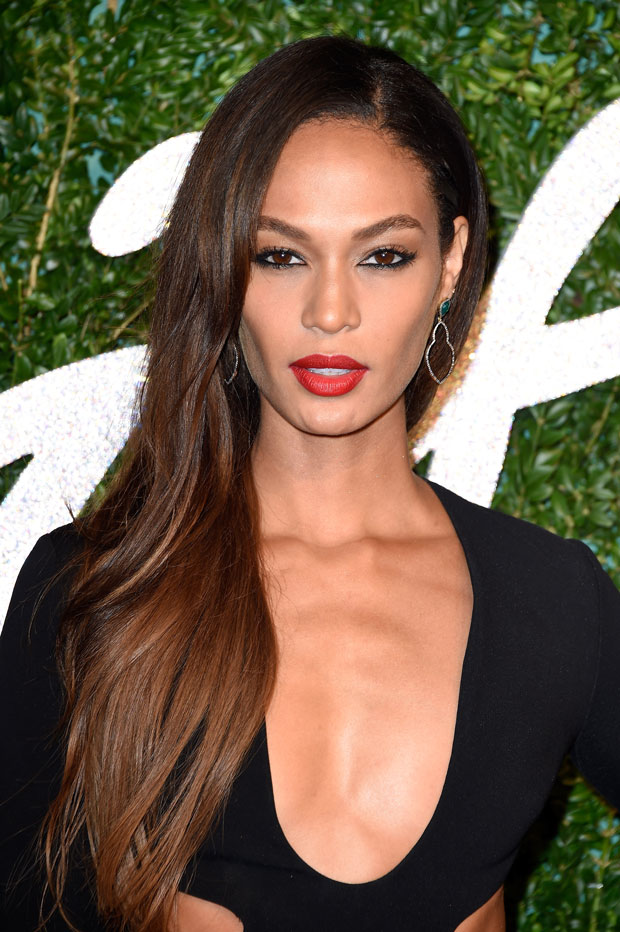 Joan Smalls Hair Colors for 2016 Winter
