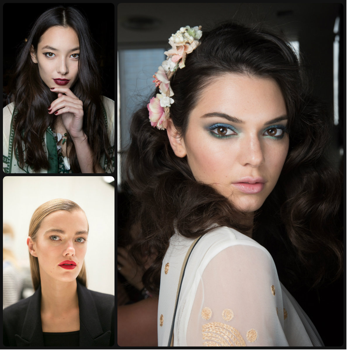 NYFW SS16 Best Hairstyles
