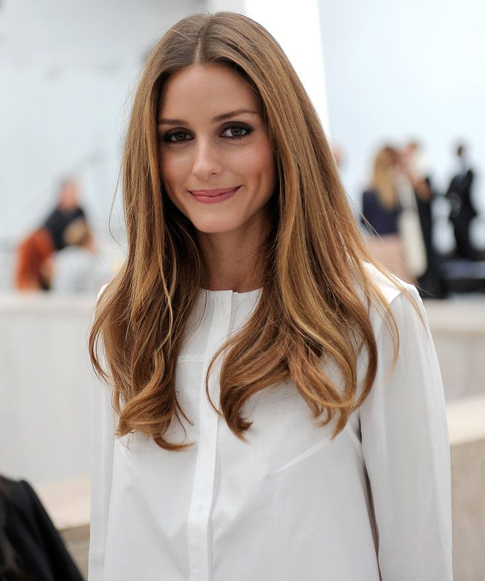 Olivia Palermo Hair Colors for 2016 Winter
