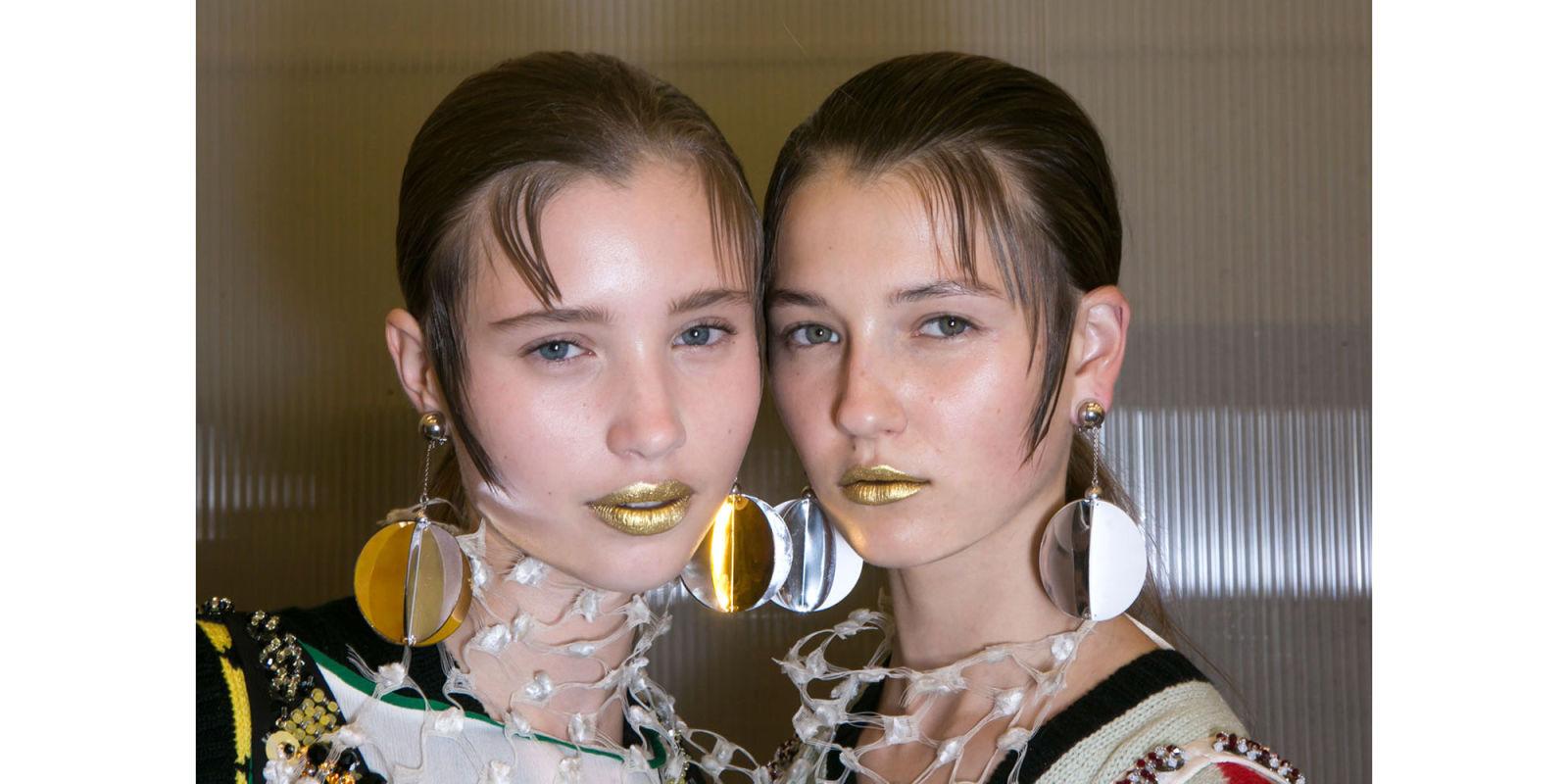 Prada hairstyles 2016