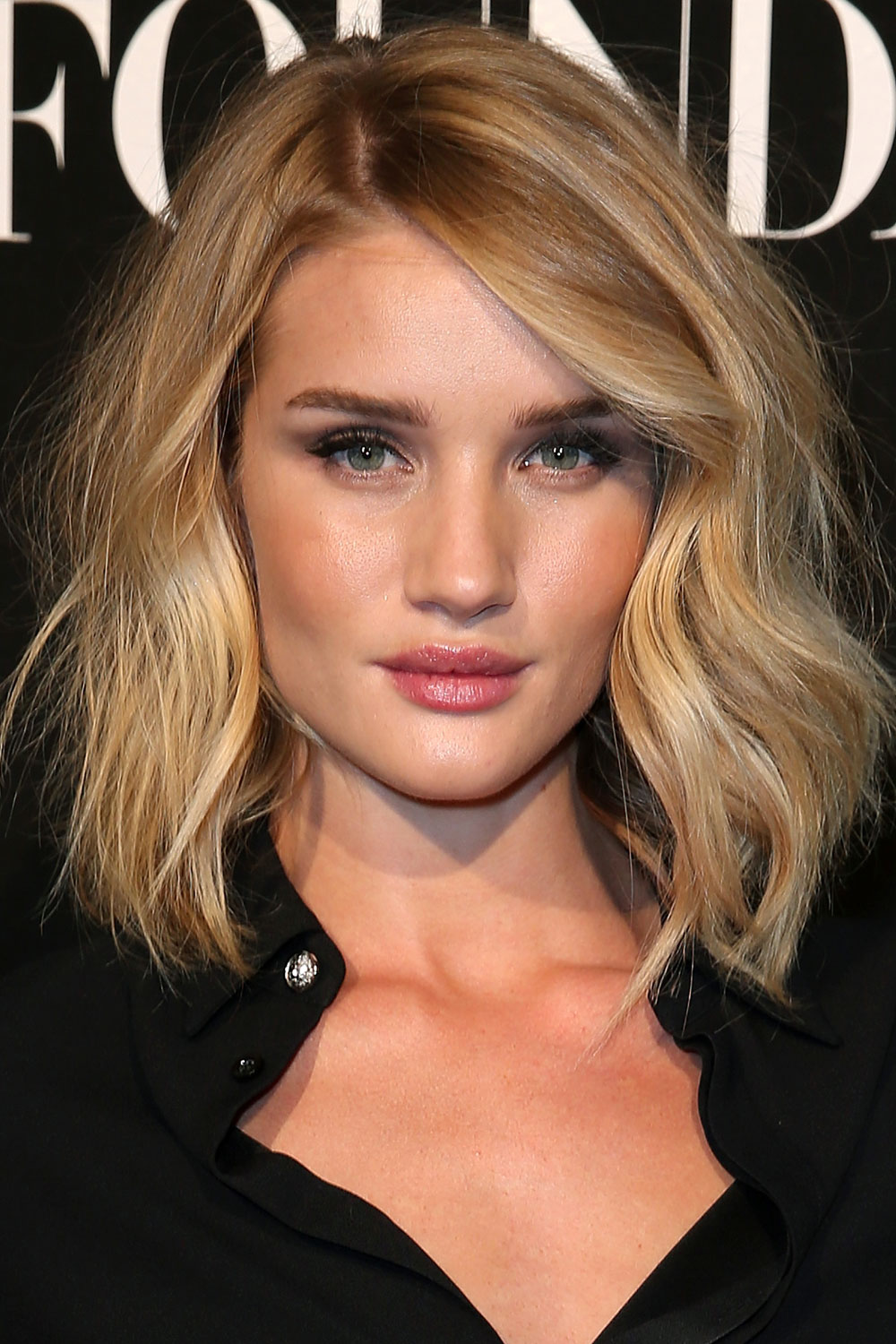 Rosie huntington whiteley hair remarkable, this