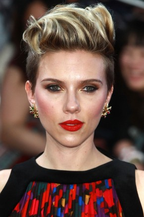 Scarlett Johansson Blonde Hair Colors for 2016