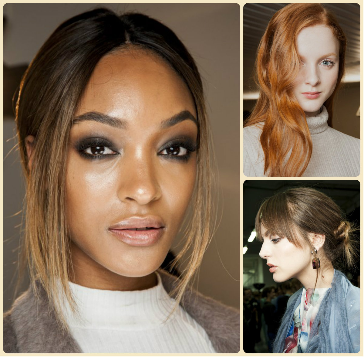 Winter 2016 Hairstyles