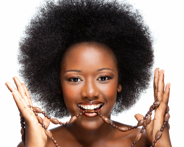 Cutest Afro Hairstyles For Black Women