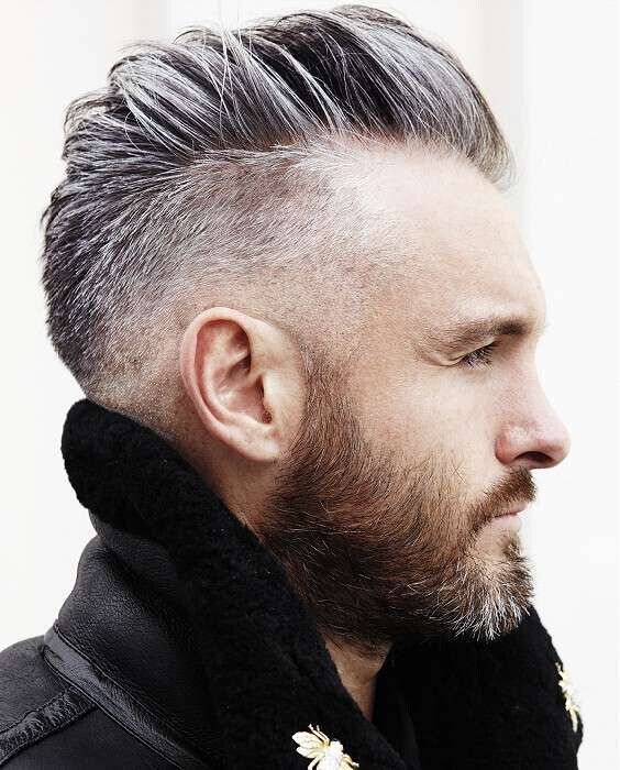 Best Mens Hairstyles for 2016 with shaved sides