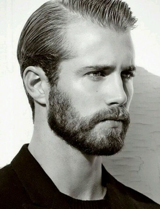 Mens Short Haircuts And Beards. Mens Hairstyles For 2016 ...