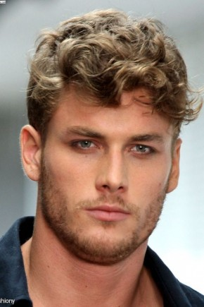 Mens curly short Hairstyles for 2016