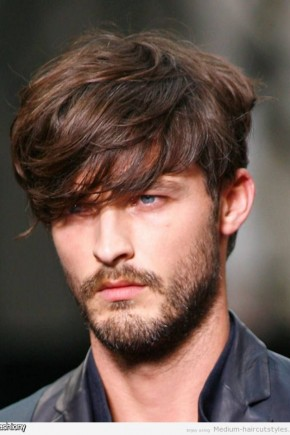 Mens Short Hairstyles with bangs for 2016