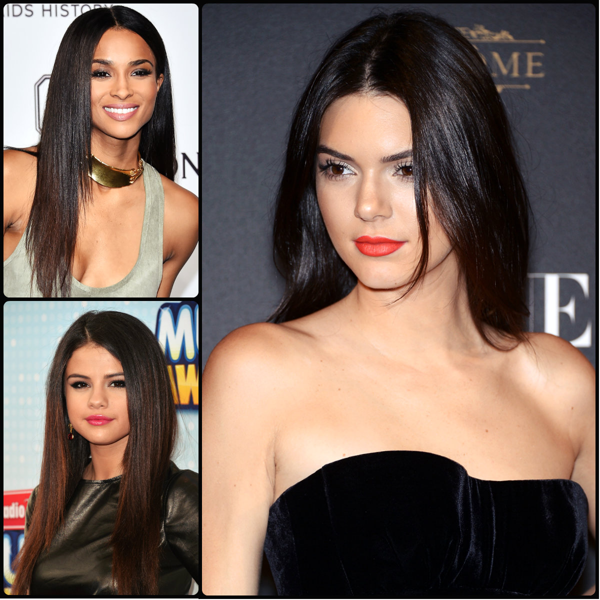 Best Celebrity Brunette Hair Colors 2016