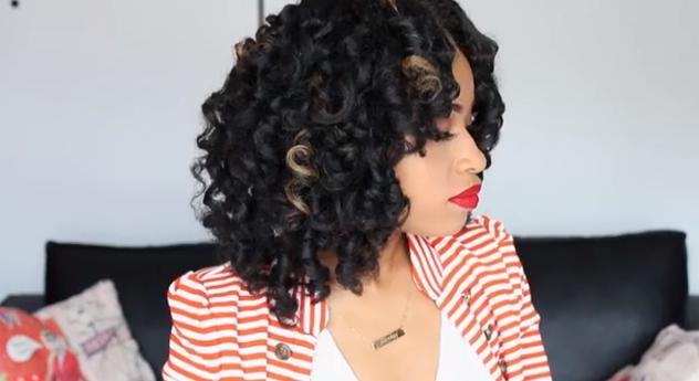 short crochet braids for black women