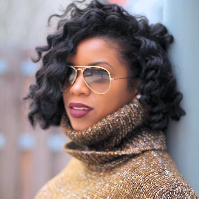 Crochet Hair In A Bob : Trendy Crochet Braids For Black Women Hairstyles 2017, Hair Colors ...